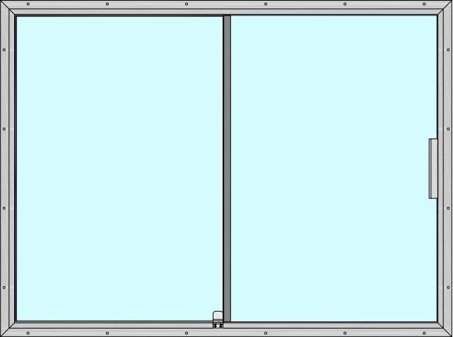 Two Panel Slider