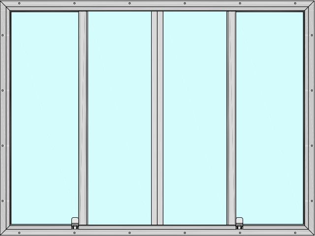 Four Panel Slider